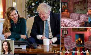 Boris Johnson's secret charity fund for Carrie Symonds' No.10 makeover of his private flat