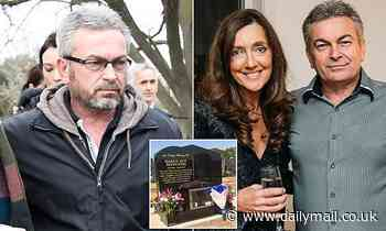Borce Ristevski's bizarre wish to be buried beside his murdered wife is quashed by new laws