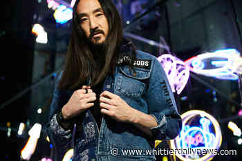 DJ Steve Aoki talks diversifying his Dim Mak record label with new Latin imprint - The Whittier Daily News