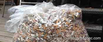 Plus facile de recycler ses mégots de cigarettes au Canada