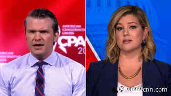 Keilar points out Fox News host's hypocrisy