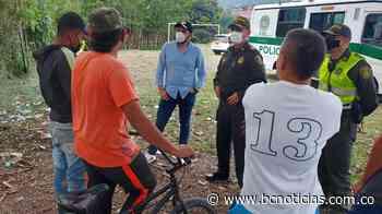 Realizan toma de seguridad en Supía - BC NOTICIAS - BC Noticias