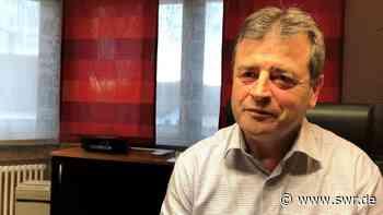 Reaktion Bürgermeister Manfred Rodens - SWR