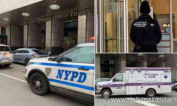 BREAKING NEWS: Court officer shoots himself dead in Manhattan family court bathroom