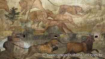 Paredes de Casa dei Ceii, em Pompeia, são restauradas, revelando afrescos impressionantes - Aventuras na História