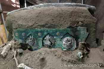 Novo achado arqueológico em Pompeia - O Nortão Jornal