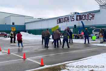 Westlock's mayor responds to Enough is Enough rallies - St. Albert Today