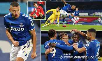 Everton 1-0 Southampton: Toffees move level on points with Liverpool in race for top four spot