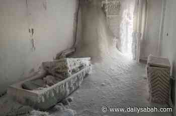 Snow, extreme cold grip Russian ghost town Vorkuta | Daily Sabah - Daily Sabah