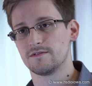 Hero or traitor? ISU picks Edward Snowden to lead live lecture on privacy - Radio Iowa