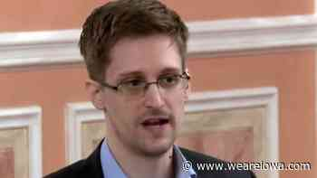 Fugitive and former CIA agent Edward Snowden set to speak to students at Iowa State - Local 5 - weareiowa.com