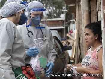 Brazil health secretaries call for lockdown as coronavirus cases soar - Business Standard