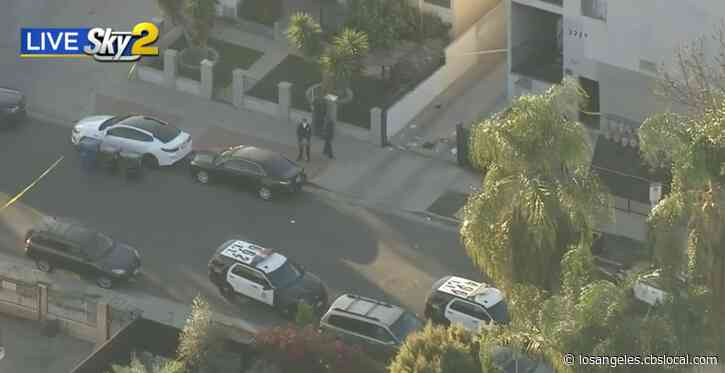 2 Injured In Glassell Park Shooting; Authorities Searching For Suspect