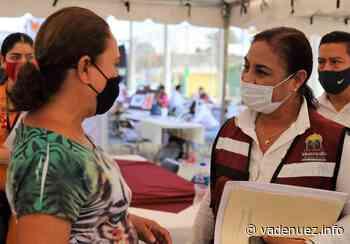 Familias de El Colomo fueron atendidas en la 2ª Jornada de Gobierno Itinerante - Noticias Va de Nuez