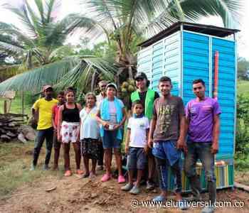 Habitantes de Corralito, en San Juan Nepomuceno, tienen baños ecológicos - El Universal - Colombia