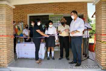 Inauguran aulas en escuelas de San Juan Nepomuceno - Nacionales - ABC Color