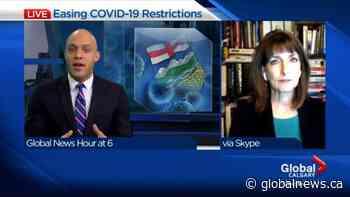 Calgary political scientist Lori Williams responds to Alberta loosening COVID-19 restrictions