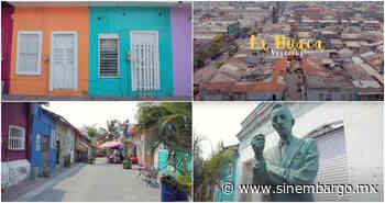 Barrio La Huaca, un colorido y alegre lugar para visitar en Veracruz - SinEmbargo MX