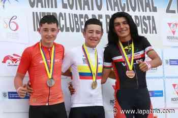 Pácora y Aguadas hicieron historia en el Nacional Interclubes de Ciclismo - La Patria.com