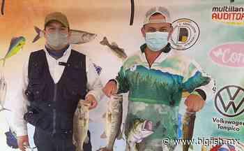 Pesca de lobina en Tamaulipas: invitan a Calentona 2021 - Big Fish
