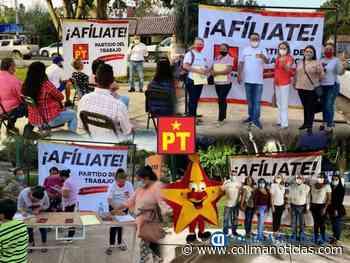 El PT crece y se fortalece: Joel Padilla - colimanoticias