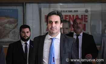Ramos Padilla quedó a cargo del estratégico Juzgado Federal de La Plata - La Nueva