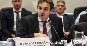 Ramos Padilla juró como juez federal de La Plata con competencia electoral en Buenos Aires - La Izquierda Diario