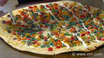 'Froot Loops' on pizza: Culinary abomination or inspiration?