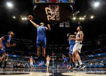 Magic Unable to Slow Down Luka Doncic, Mavs in Loss