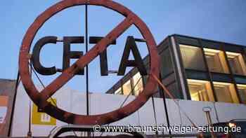 Handelsabkommen: Rolle des Bundestags bei Ceta: Urteil erwartet