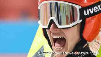 Skispringerin: Althaus wünscht Kombiniererinnen schnelle Fortschritte