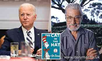 Biden cancels Dr. Seuss leaves out mention of the children's favorite for Read Across America day