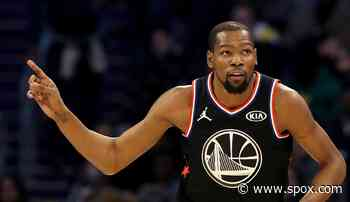 NBA All-Star Game: Kevin Durant bleibt trotz Verletzung Team-Kapitän - SPOX.com