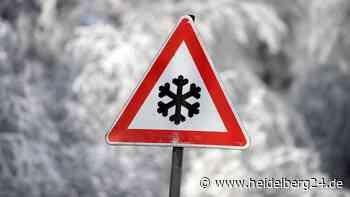 Wetter Baden-Württemberg: Kälte-Hammer – Winter-Comeback viel schneller als erwartet - heidelberg24.de