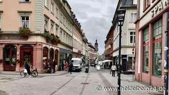 Corona in Heidelberg: Trotz Lockdown – Darum öffnen morgen die Läden in der Altstadt - heidelberg24.de