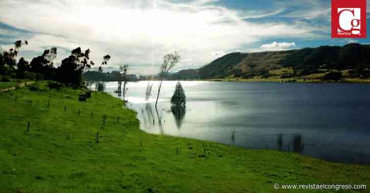 Gobernación de Cundinamarca busca salvar la laguna de Suesca - Congreso de la República