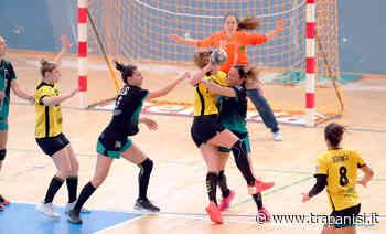 """Handball Erice sottotono, Mestrino vince facilmente in casa delle """"Arpie"""" - Trapanisi.it"""