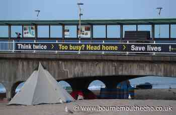 How council plans to tackle Bournemouth beach campers this summer