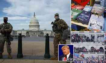 Capitol on high alert as QAnon followers believe Trump will be made president in three days