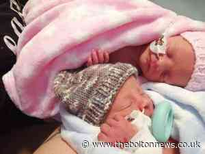 Picture gallery: see the lovely new babies born in Bolton