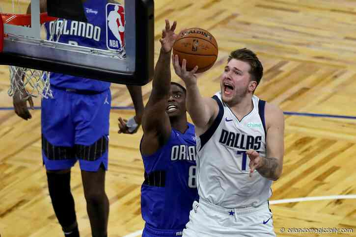 Orlando Magic Grades: Dallas Mavericks 130, Orlando Magic 124