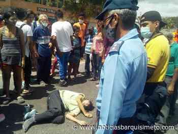 Un muerto y dos heridos deja fatal accidente de tránsito en Cabudare - Noticias Barquisimeto