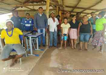 """""""Uma terra rica, porém esquecida"""", disse Nezinho sobre o Mata Cavalo — O Mato Grosso - O Mato Grosso"""