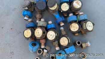 Presos dois homens acusados de furtar hidrômetros em Terra Rica - ® Portal da Cidade | Paranavaí