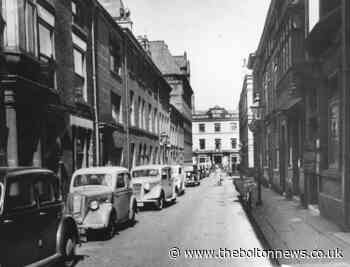 Acresfield, the street that disappeared as Bolton grew