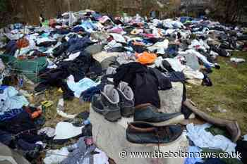 Fly-tipped waste found three times a day in Bolton