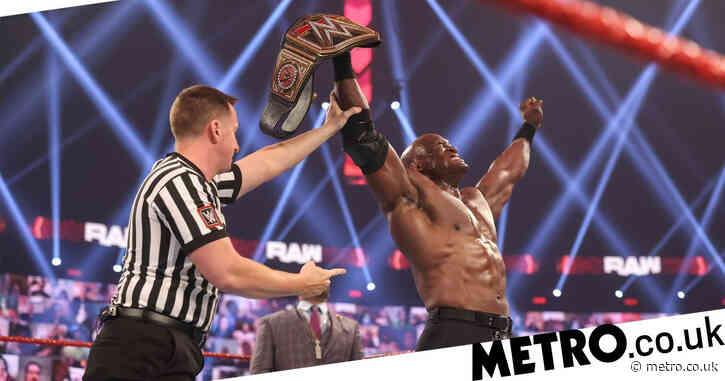 Bobby Lashley wins WWE Championship on Raw after 16-year wait
