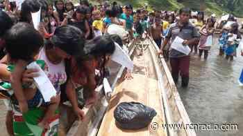 Más de 5.000 indígenas están confinados en Alto Baudó, Chocó - RCN Radio