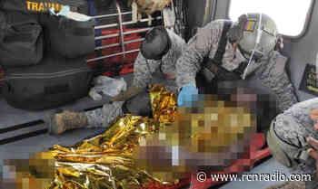 Gravemente herido un joven que cayó a campo minado en el Alto Baudó, Chocó - RCN Radio