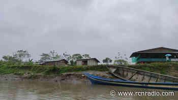 Un indígena resultó herido al pisar mina antipersonal en el Alto Baudó, Chocó - RCN Radio